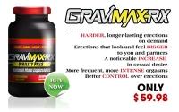 Viên uống hỗ trợ tăng kích thước của quý Gravimax-RX