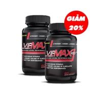 Combo 2 sản phẩm Vipmax-rx hỗ trợ điều trị chống xuất tính sớm