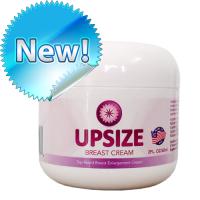 Kem bôi nở ngực UPSIZE BREAST CREAM cải tiến mới