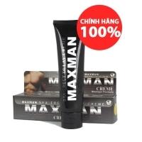 Gel bôi MAXMAN hỗ trợ tăng kích thước cậu nhỏ