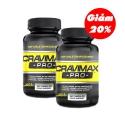 Combo 2 sản phẩm cravimax-pro hỗ trợ điều trị chống xuất tinh sớm