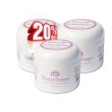 Giảm Ngay 20% Khi Mua Combo 3 lọ Kem Upsize-Pro Breast Dream