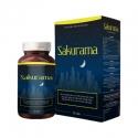 Sakurama - Viên uống giúp ngủ ngon, hỗ trợ điều trị mất ngủ